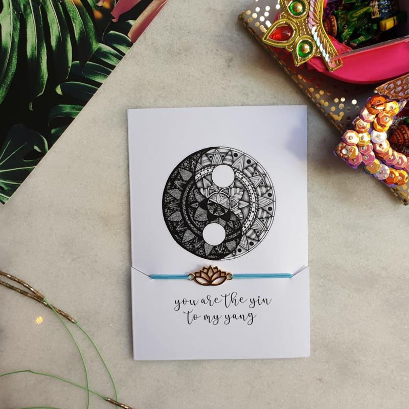 Yin Yang (verpakt per 4)