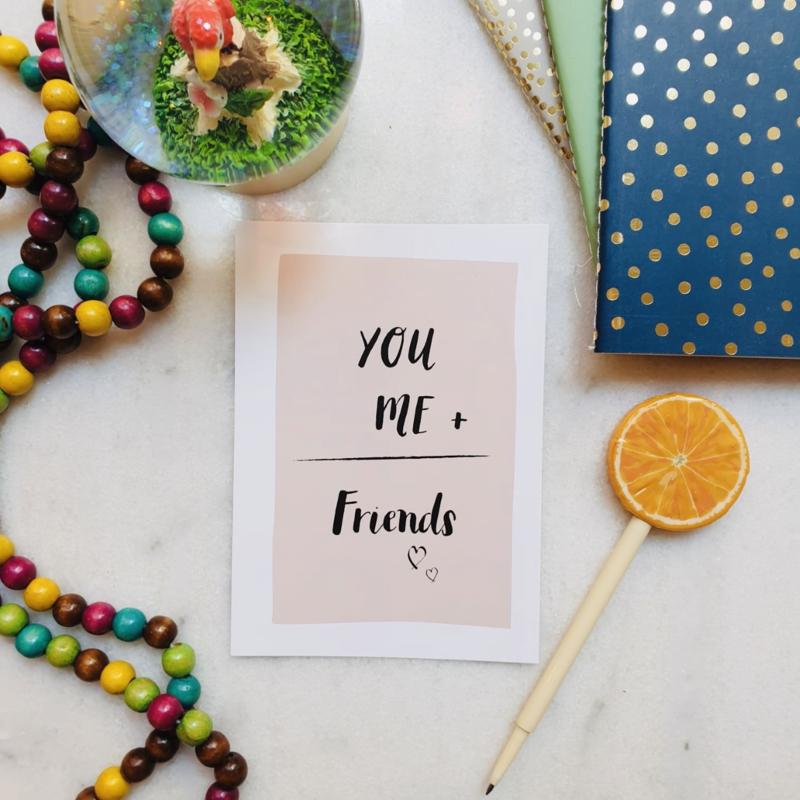 You & Me (verpakt per 10)