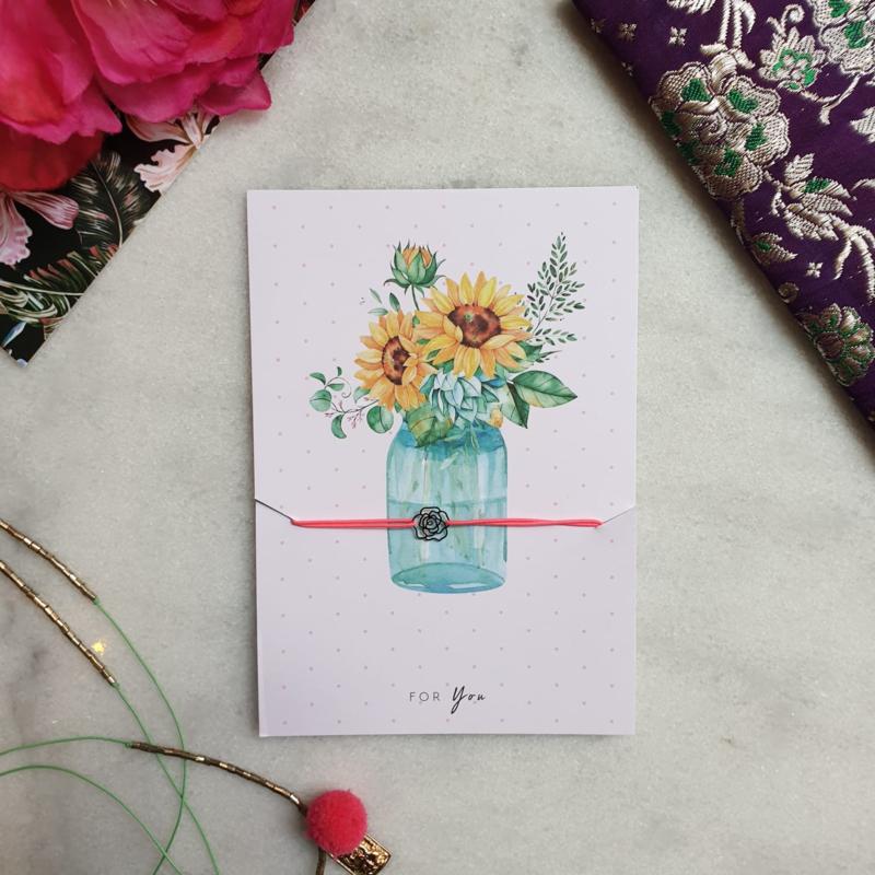 Flowers (verpakt per 4)