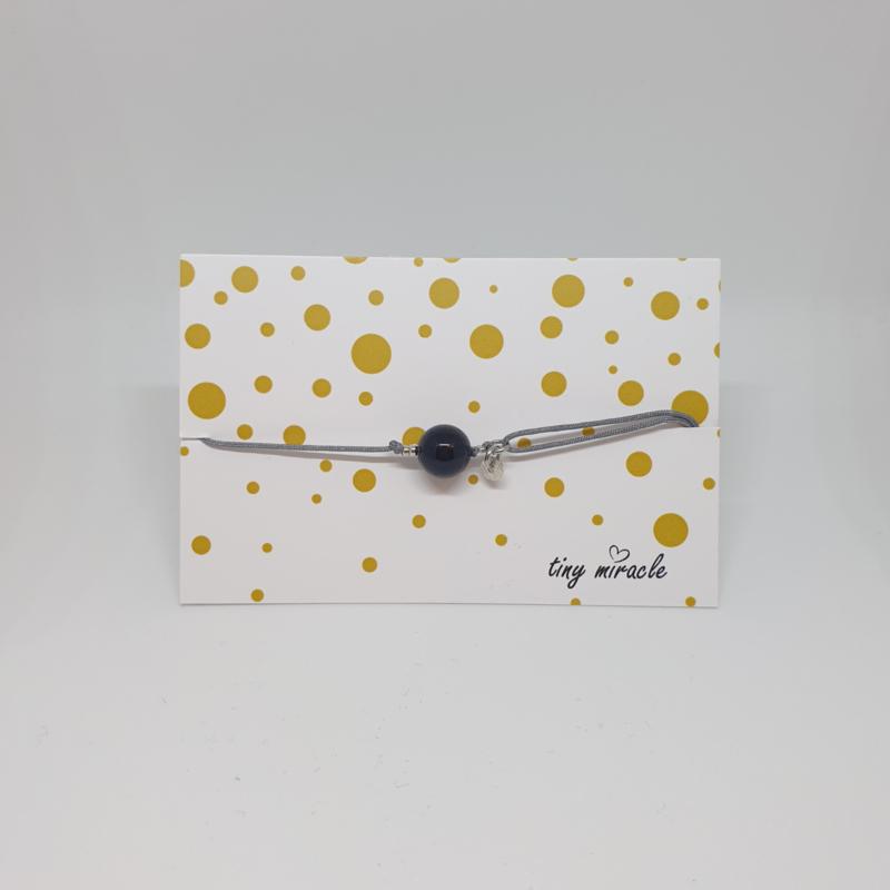 Armband met edelsteen Onyx