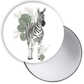 Spiegeltje Jungle Zebra ( PER STUK )