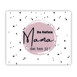 Muismat Mama ( PER STUK )