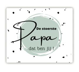 Muismat Papa ( PER STUK )