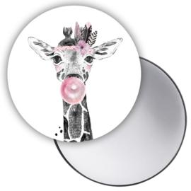 Spiegeltje Lieve Giraffe ( PER STUK )