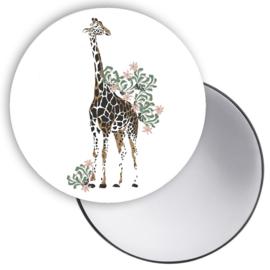 Spiegeltje Jungle Giraffe ( PER STUK )