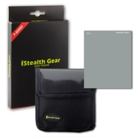 Square Filter ND2, STEALTH GEAR