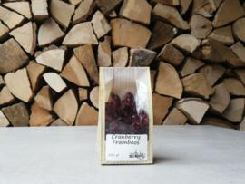Cranberry Framboos | 125 GRAM
