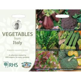 RHS collectie Italiaanse groenten