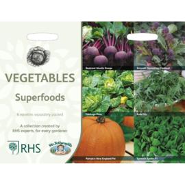 RHS collectie Superfood Groenten