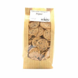 Rijstcracker Multigraen Peper | 120 GRAM