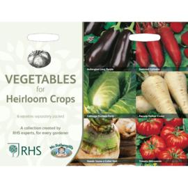 RHS collectie vergeten groenten