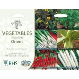 RHS collectie Oosterse Groenten