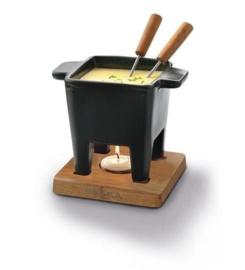 Tapas fondue Nero