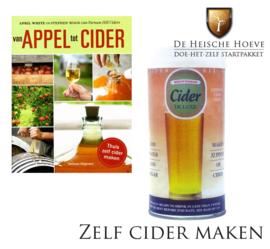 Zelf cider maken | startpakket