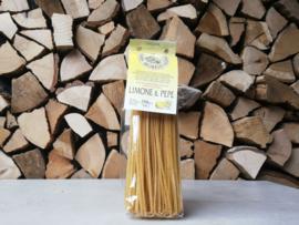 Morelli Pasta - Linguine Lemon Pepper | 250 GRAM