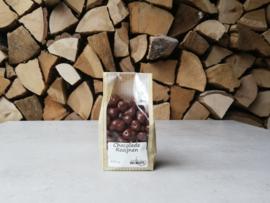 Chocolade Rozijnen  | 225 GRAM
