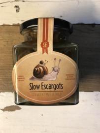 18 Gros Gris Escargots in Biologische Groentebouillon