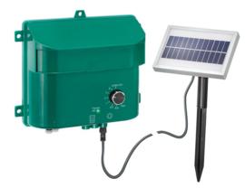 Waterdrops zonnecel watersysteem