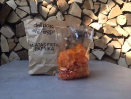 Delizioso - Patatas Fritas Paprika | 130 GR
