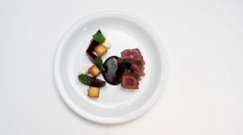 Duo van rund | Recept voor 4 pers  (45 min)