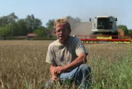 Schaapsherder Wim Jans