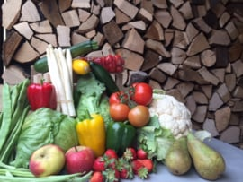 Weekbox Seizoen Groenten & Fruit | circa 5 kilo