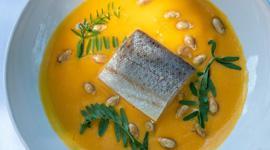 Pompoensoep | Recept voor 4 pers  (45 min)