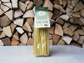 Morelli Pasta - Fettuccine Pasta Olives  | 250 GRAM