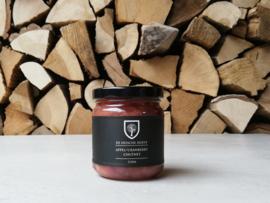 Heische Hoeve Appel-Cranberry Chutney| 212 ml