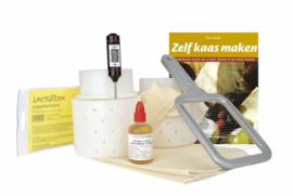 Zelf kaas maken | startpakket