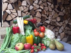 Weekbox Seizoen Groenten & Fruit | circa 10 kilo