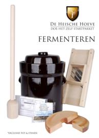 Zelf fermenteren | startpakket