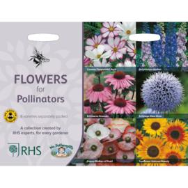 RHS collectie bijvriendelijke bloemen