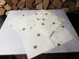 Bijenwas wraps