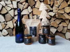 Kerst ontbijt met streekproducten
