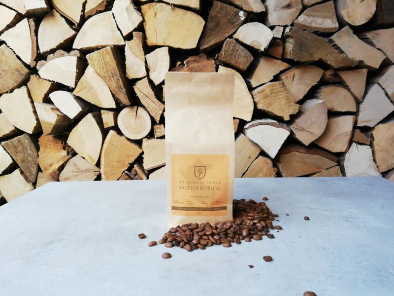 Peru HB grade Koffiebonen/ 250 gr