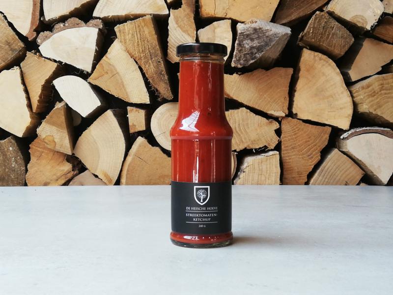 Heische Hoeve Tomatenketchup | 240 gr