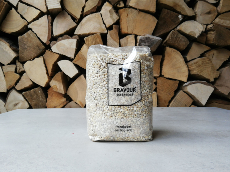 Biologische Parelgort   zak 1 kg