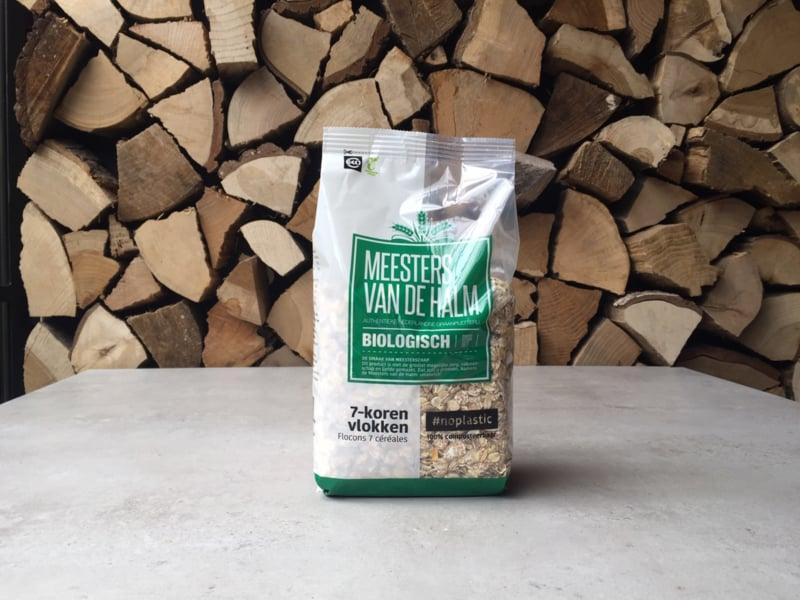 7 koren vlokken   500 gram