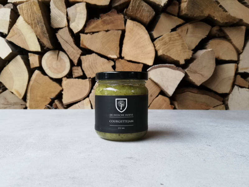Courgette  jam    100 ml