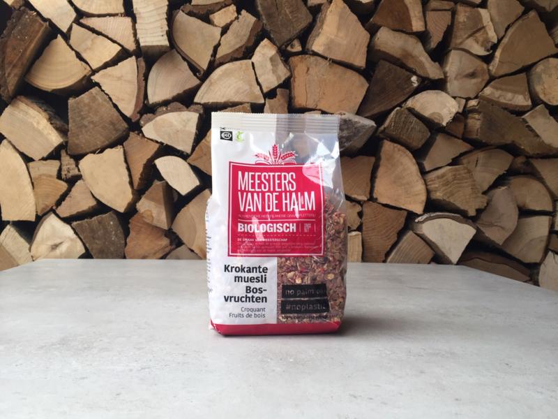 Krokante muesli bosvruchten | 500 gram