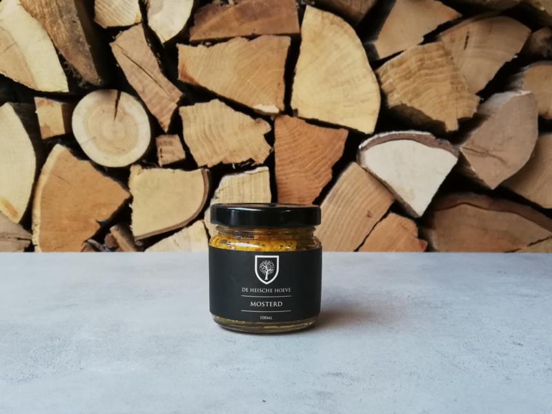 Honing  Mosterd   100 ml