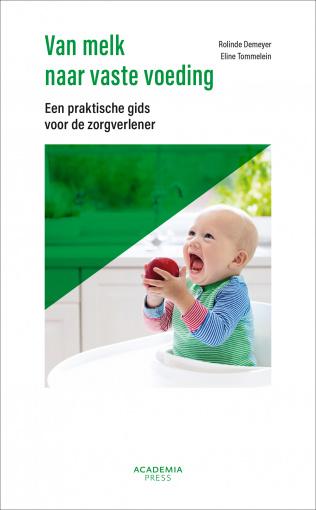 Handboek 'Van Melk naar Vaste Voeding'