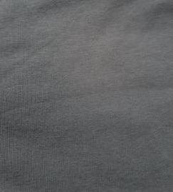 Effen tricot - antracite