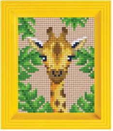 Pixelhobby geschenkverpakking - jungle giraffe