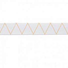 Prym standaard elastiek 20mm wit