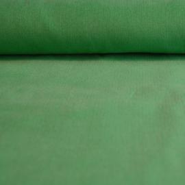 Baby ribfluweel - groen