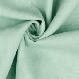 Linen washed - mint