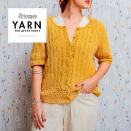 Scheepjes YARN The After Party 121 - Worker bee Cardigan