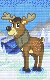 Pixelhobby set - eland - 2 basisplaten